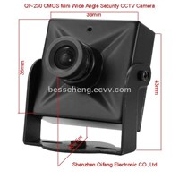 QF-230  Wide Angle CMOS Mini Camera Box CCTV Camera