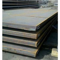 Quenched and Tempered High-Strength Steel Plate