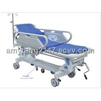 RS111 Luxurious Rise-and-Fall Stretcher Cart (ZT111)