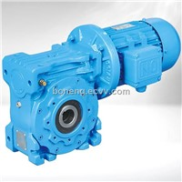 R Series Cast Iron Box Worm Gear Reducer