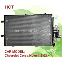 Refrigerator Condenser with reciever drier for Chevrolet