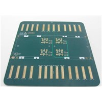RoHS compliant 10 layer PCB for industry control test