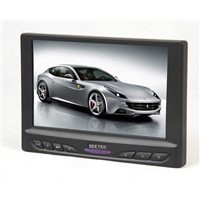 SEETEC 7 inch Touchscreen LCD Monitor for Car PC