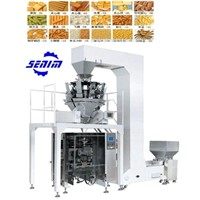 SMD-520C puffed food Fully-Automatic Combiner Measuring Packaging Machine