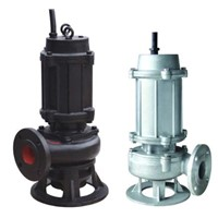 SSP Type Non-clog Submersible Drainage Sewage Pump