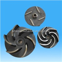 Sand Casting Pump Impeller