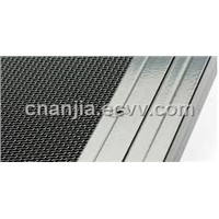 Security Door Screen Reinforing Mesh