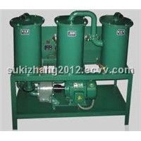 Series JL Zhongneng Portable Oil Purifying and Oiling Machine