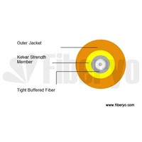 Simplex Optic Cable