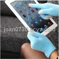 Soft Winter Touch Gloves for iPhone iPad