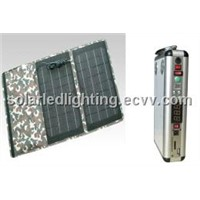 Solar Charger PETC20solar notebook/laptops mobile phones charger, portable solar