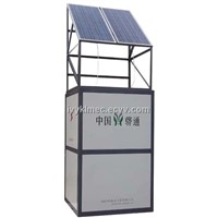 Solar Energy Test Pump | Green power test pump | Pressure testing