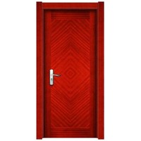 Solid Wood Door (CP-4011)
