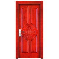 Solid Wood Interior Door (CD-1001)