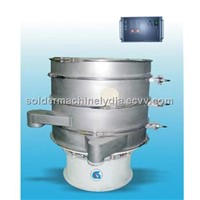 Sono energy metal powder separator