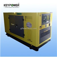Soundproof diesel power generator power by Cummins 50HZ