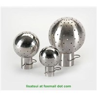 Stainless steel fixed Spray Ball
