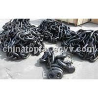Anchor Chain and Offshore Mooring Chain