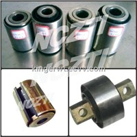 Suspension Bushing, truck bushing, leaf spring bushing, MAN, VOLVO, BENZ