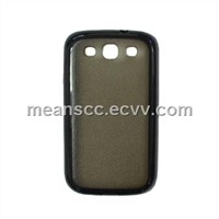TPU+PC case for Samsung I9300/S3, durable, simple, stylish