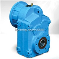 Torque-Arm-Mounted Parallel Shaft Helical Gearbox Reducer Unit