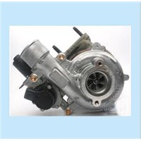 Toyota Turbocharger