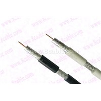 Tri Shield RG6 coaxial cable