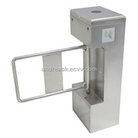Turnstile/Swing Barrier with Direction Indicator, Two-way Access, Measuring 1,200 x 280 x 1,000mm