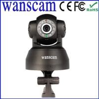 Two Way Audio Wired pan and tilt AJ-C2WA-C118 wireless ip camera
