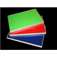 UV High Gloss MDF Board for Indoor Furniture Making or Decoration