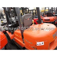 Used Round Clip 3ton Forklift