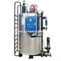 Vertical Fire Water Tube Boiler