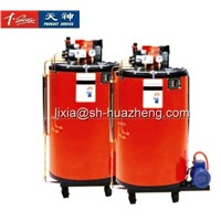 Vertical Water Tube Oil / Gas Steam Boiler