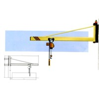 Wall Mounted Cantilever Jib Crane