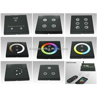 Wall Mounting Magic LED Touch panel controller, KNL-LC-A011,Kingneonlux LED LTD.