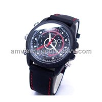 Watch Camera Waterproof 3ATM - 1GB/2GB/4GB/8GB Optional