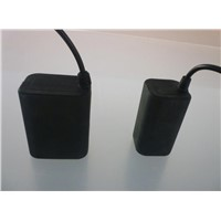 Waterproof 12V 4400mAh Rechargeable Battery Pack