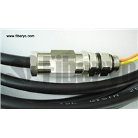 Waterproof Fiber Cable Assembly