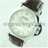 Wholesale and retail hot sale gift MENS DATE AIRFORCE MECHANICAL AUTO WATCH