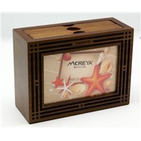 Wooden Photo Frame (CY68WO0041) with high-quality