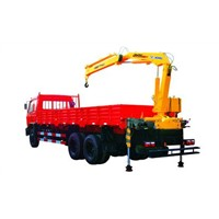 XCMG 4tons crane with truck (SQ4ZK2)