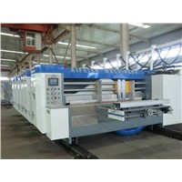 YKMS1020 flexo printer slotter and die cutter for carton box
