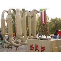 Yulong QHG219*4 Air-Flow Dryer