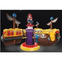 amusement equipment(pirate ship);kids rider