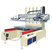 automatic big decoration board screen printing machine