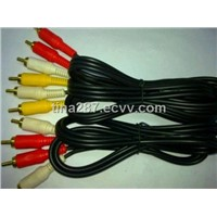 av cable audio and video cable