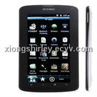 capacitive touch 7inches tablet with built-in GPS/bluetooth/2G/3G calling function K7A-2