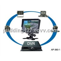 car monitor with DVR