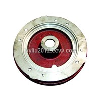 cast iron flange