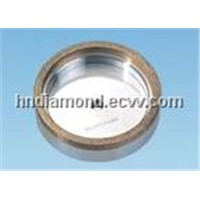 continuous diamond wheel for glass process